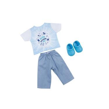Roupa de Boneca Baby Alive Boy - Kit Sports - Laço de Fita