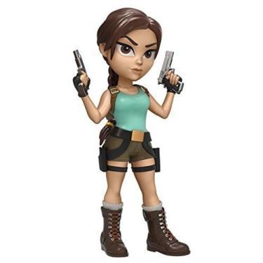 Funko Rock Candy: Tomb Raider Lara Croft