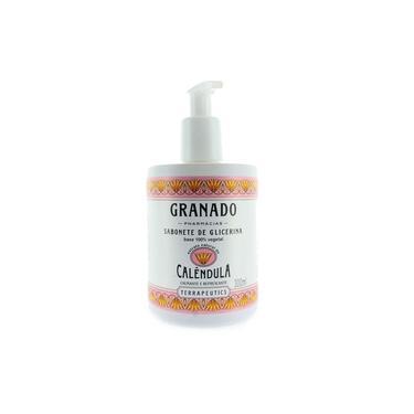 Sabonete Líquido Granado Terrapeutics Calêndula com 300ml