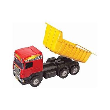 Imagem de Caminhão Super Caçamba Basculante - Magic Toys