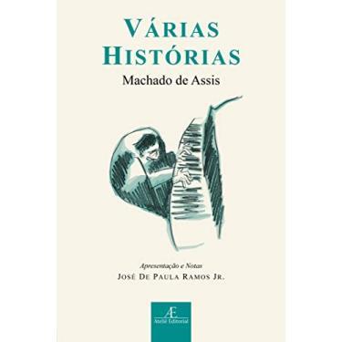 Várias histórias - Machado De Assis - 9788574808017