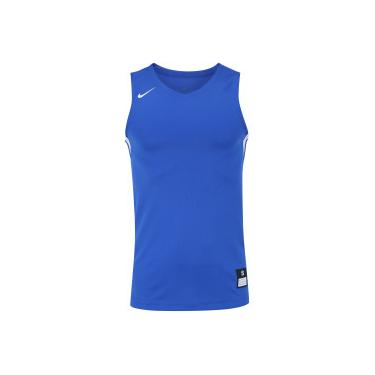 Camiseta Regata Nike National STK JSY - Masculina - AZUL BRANCO Nike c2127cb24f0