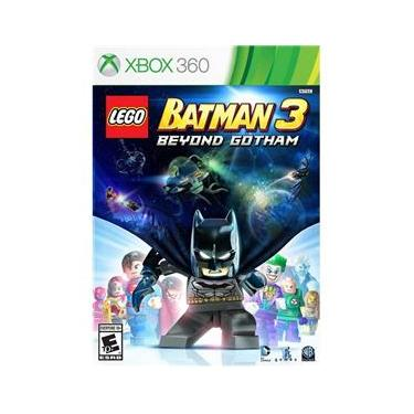 Jogo - Lego Batman 3 Beyond Gotham Xbox 360