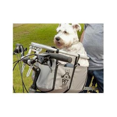 Cesta Cadeirinha Cachorro Bike Pet Basket