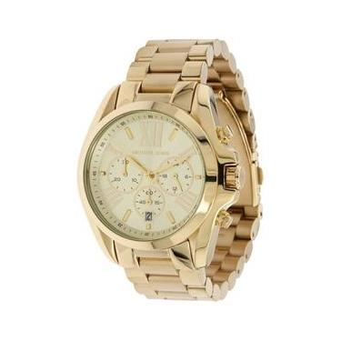 Relógio Feminino Michael Kors Modelo MK5605 - A prova d  água 822c957deb