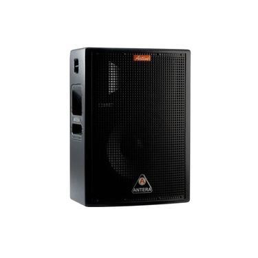Caixa ativa de 2 vias com 350W RMS e alto falante de 15 polegadas | Antera | TS 700 AX