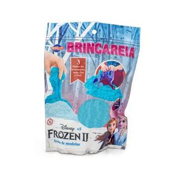 Imagem de Areia Modelar Acessórios Brincareia Disney Frozen 2 38048