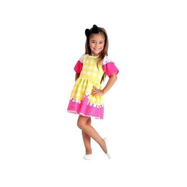 Imagem de Fantasia Lalaloopsy Crumbs Sugar Cookie - Pop - Infantil