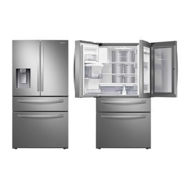 Imagem de Refrigerador / Geladeira French Door Samsung, 501 Litros, Frost Free - RF22R