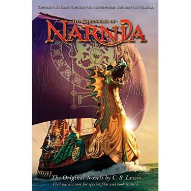 The Chronicles of Narnia Movie Tie-In Edition the Voyage of the Dawn Treader - C. S. Lewis - 9780061969058