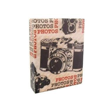 Álbum de 500 fotos 10x15 Aquarela - 75137