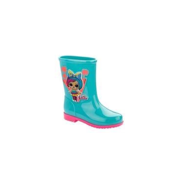 Bota Galocha Infantil Lol Surprise Gloss Grendene