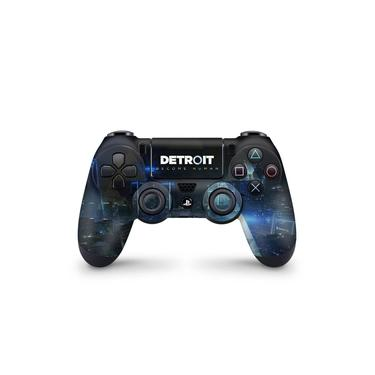 Skin Adesivo para PS4 Controle - Detroit Become Human