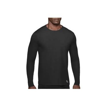 Camiseta Lupo AM Repelente UV Masculina - 77031 - Grafite