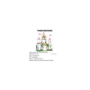 Imagem de Blocos de Montar -castelo de brinquedo -Grow