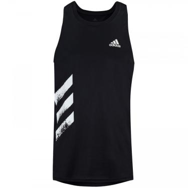 Camiseta Regata adidas OTR Singlet 3S - Masculina adidas Masculino