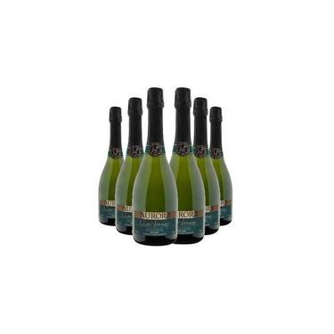 Espumante Aurora Procedências Chardonnay Brut Branco 6X750Ml