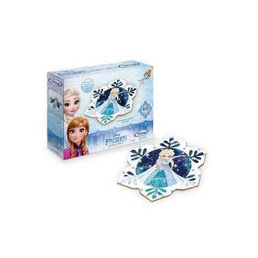 Imagem de Quebra-Cabeça 60 Peças - Disney Frozen - Xalingo