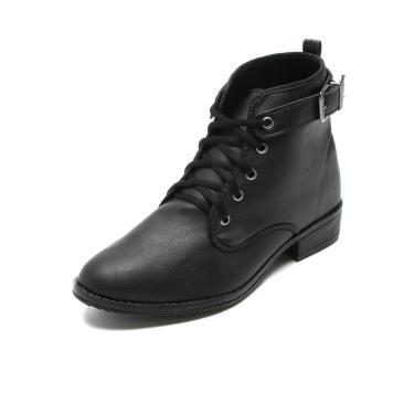 5b2c53149125 Bota Feminino Dafiti Shoes Preto | Moda e Acessórios | Comparar ...