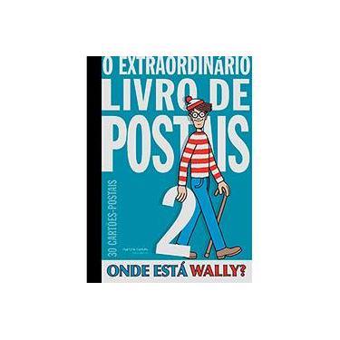 Onde Está Wally? - o Extraordinário Livro de Postais 2 - Handford, Martin - 9788580631302