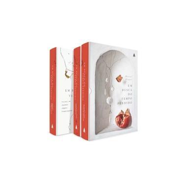 Box Em Busca do Tempo Perdido - Marcel Proust - 9788520926505