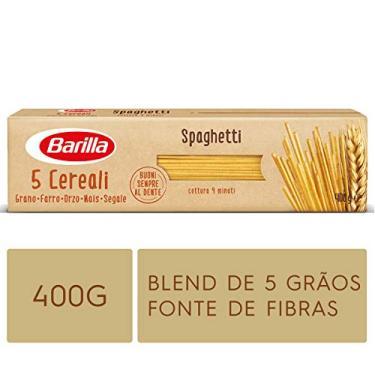 Macarrão 5 Cereali Spaghetti Barilla 500g