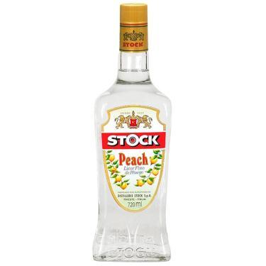 Licor Pêssego Stock 720 ml