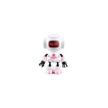 Imagem de Touch Control jjrc R9 ruby diy Smart Gesture Geuit Alloy Robot Toy rc Robot desconto-Majito