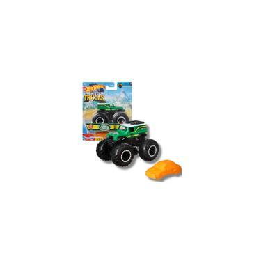 Imagem de Carro Hot Wheels - Monster Truck Land Rover 90 - 1:64 Mattel