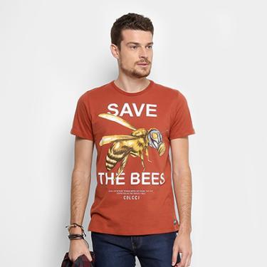 c2969dae8 Camisa, Camiseta e Blusa R$ 109 a R$ 149 Marrom | Moda e Acessórios ...