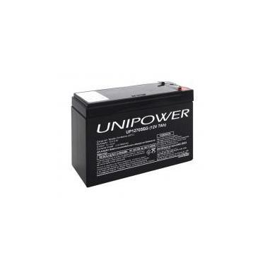 Bateria Selada 12v/7a UP1270SEG Unipower -