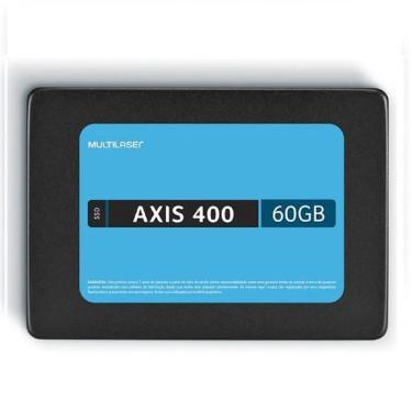 Ssd 60 Gb Multilaser Axis Kingston