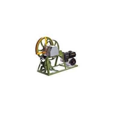 Moenda / Garapeira / Engenho de Cana B200 Inox Motor Gasolina Botini