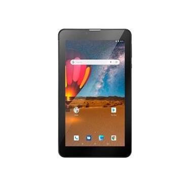 "Tablet Multilaser M7 3G Plus NB304 16GB Tela 7"" Câm 2MP + Frontal 1,3MP Quadcore"