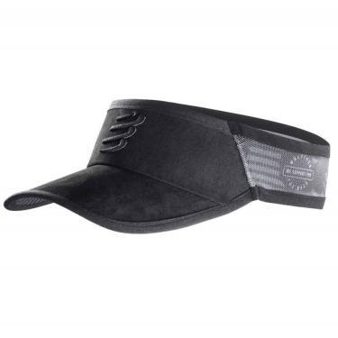 Viseira Compressport Ultralight SPIDERWEB Black Edition