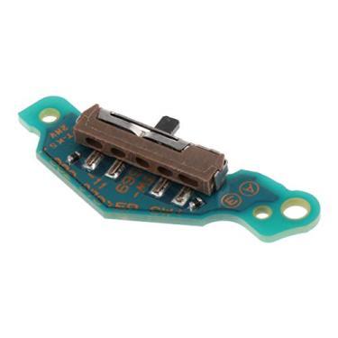 gazechimp Placa De Circuito Com Substituição Do Botão Do Interruptor De Energia Para O Console Sony PSP 3000