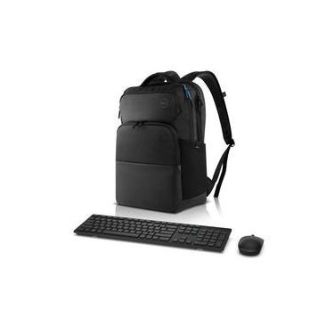 """Imagem de Kit Mochila para Notebook Dell Pro 15,6"""" + Teclado e Mouse sem fio Dell Pro KM5221W"""