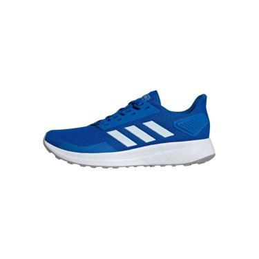 Tenis Adidas DURAMO 9 Azul  masculino