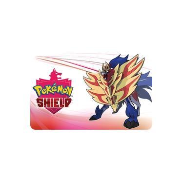 Gift Card Digital Nintendo Pokémon Shield
