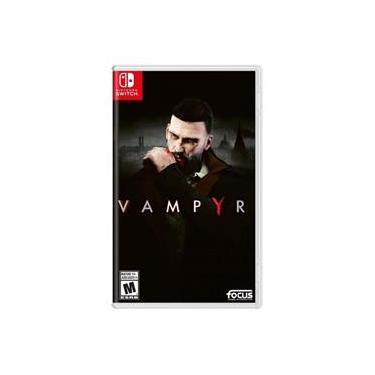 Jogo - Vampyr - Switch