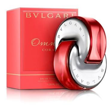 7397ba4df03c4 Perfumes Bvlgari Feminino Eau de Toilette   Perfumaria   Comparar ...