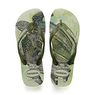 1ff940b5488 Chinelo Feminino Cons.Internacional Verde Havaianas - 4119507