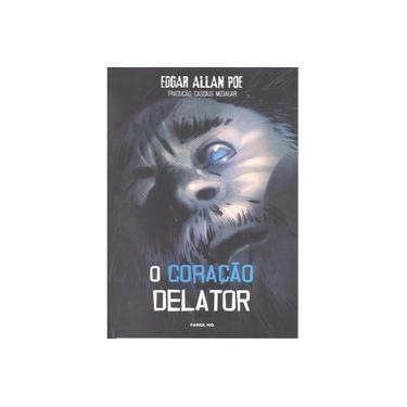 O Coração Delator - Poe, Edgar Allan - 9788582770733
