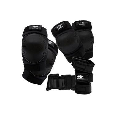 Mormaii Kit de Proteção Esportivo Tamanho P 497700 Bel Fix