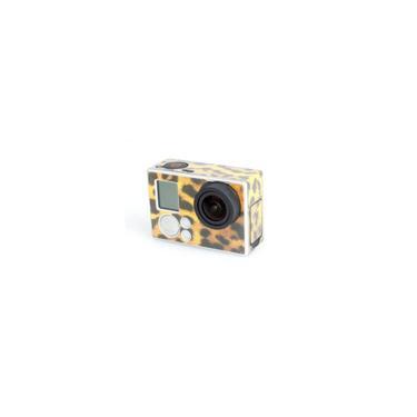 Imagem de Adesivo Protetor Onça - GoPro Hero3 e Hero3 +