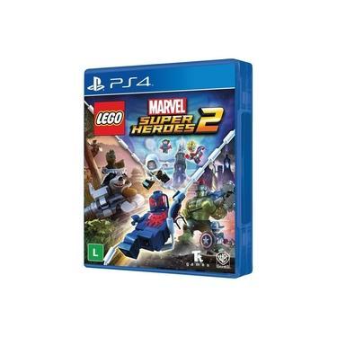 Lego Marvel Super Heroes 2 - PlayStation 4