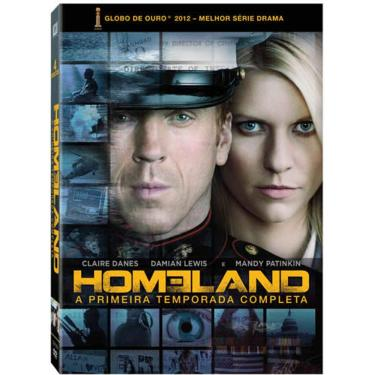 Box - Homeland - 1ª Temporada Completa
