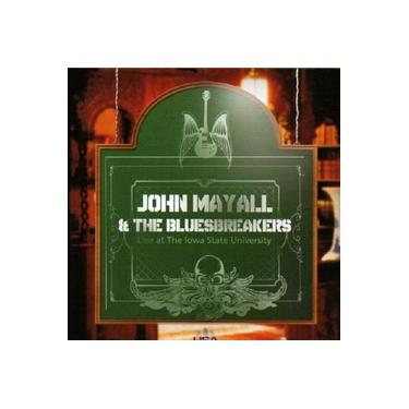 John Mayall & The Bluesbreakers Live At The Iowa State University - CD Blues