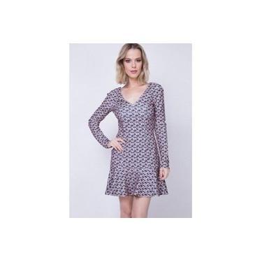 Vestido Peplum Lança Perfume G502ve001374