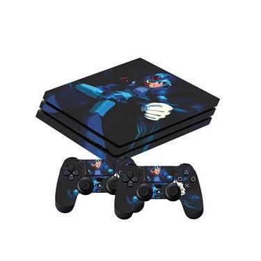 Skin PS4 Pro Mega Man